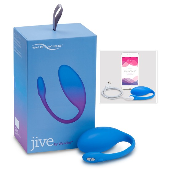 591890 Jive Rechargeable Vibro-bullets Silicone App